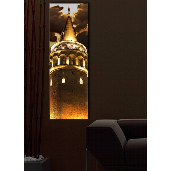 3090?ACT-2 Multicolor Decorative Led Lighted Canvas Painting