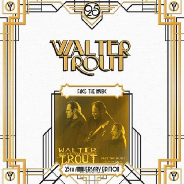 Walter Trout & Free Radicals - Face The Music (Live On Tour) Vinyl