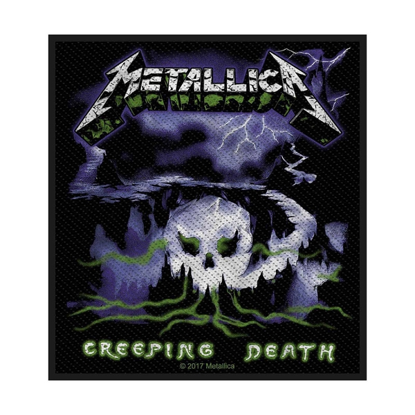 Metallica - Creeping Death Standard Patch
