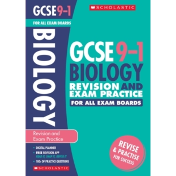 Biology Revision and Exam Practice for All Boards