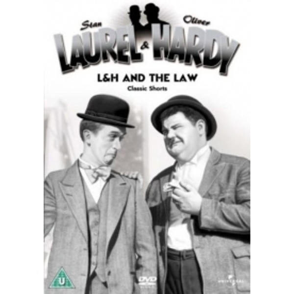 Laurel & Hardy Vol 12 DVD