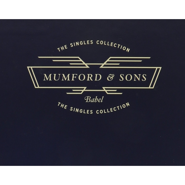 Mumford & Sons - Babel The Singles Collection Vinyl