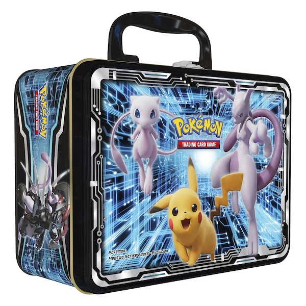 Pokemon TCG: Collector Chest (Fall 2019) Armored Mewtwo, Pikachu & Charizard
