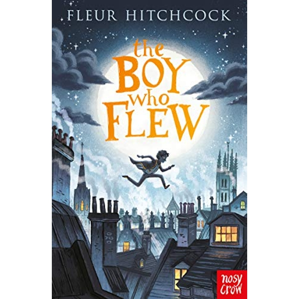 The Boy Who Flew  Paperback / softback 2019