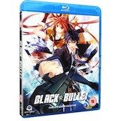 Black Bullet: Complete Season Collection Blu-ray