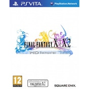Final Fantasy X & X-2 HD Remastered Game Vita
