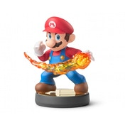 Mario Amiibo No 1 (Super Smash Bros) for Nintendo Switch & 3DS