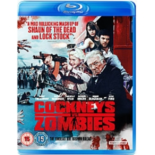 Cockney's Vs Zombies Blu-ray