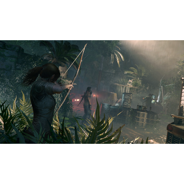 Shadow Of The Tomb Raider PS4 Game + I Love Tombs Patch - Image 5