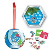 Paw Patrol Great Christmas Bauble with 18 Piece Creative Accessories Kit