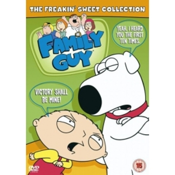 Family Guy Freakin' Sweet Collection DVD