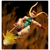 Super Street Fighter IV - Play Arts Kai - Cammy Action Figure