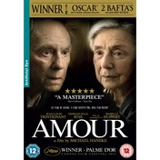 Amour DVD