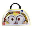 Despicable Me Minions My Colouring Box with 50 Piece Creative Set