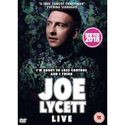 Joe Lycett: I'm About to Lose Control And I Think DVD