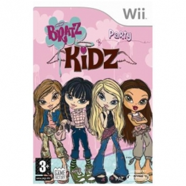 Bratz Kidz Party Game Wii