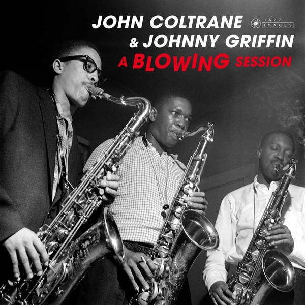 John Coltrane & Johnny Griffin - A Blowing Session Vinyl