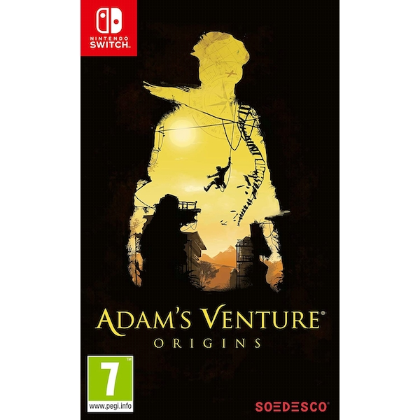 Image of Adam's Venture Origins Nintendo Switch Games