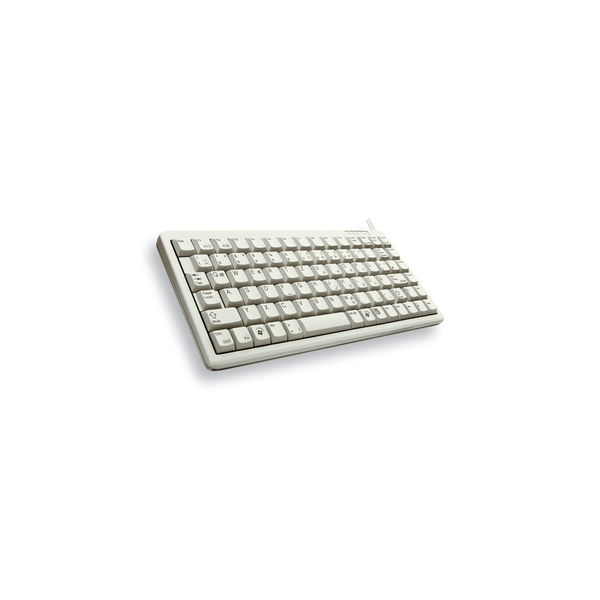 Cherry Compact Keyboard G84-4100 Light Grey EU - G84-4100LCMEU-0