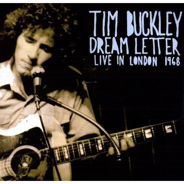 Tim Buckley - Dream Letter: Live In London 1968 Vinyl