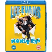 Lee Evans - Monsters Live Blu-ray