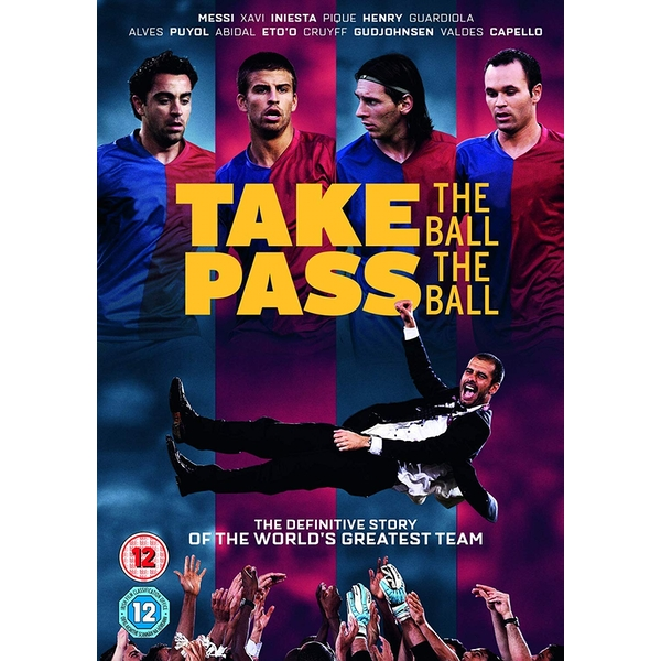 Take The Ball, Pass The Ball DVD