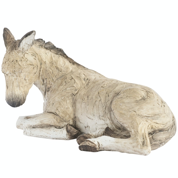More than Words Nativity Figurines Donkey