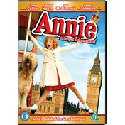Annie A Royal Adventure DVD