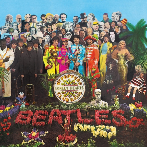 Beatles - Sgt PepperS Lonely Hearts Club Band Vinyl