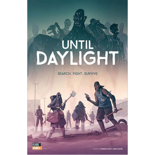 Until Daylight Card Game