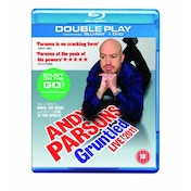 Andy Parsons Gruntled Live 2011 Double Play Blu-ray   DVD