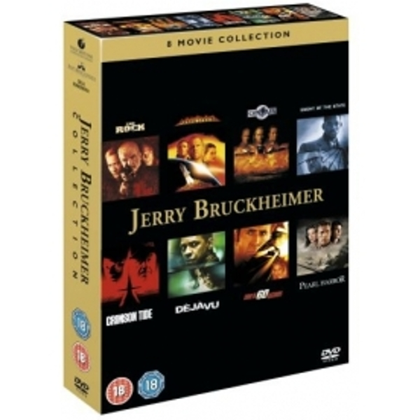 Jerry Bruckheimer Action Collection DVD