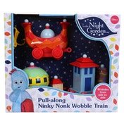 In the Night Garden Ninky Nonk Pull-Along Wobble Train
