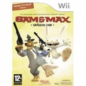Sam & and Max Season 1 Game Wii