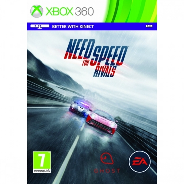 Ex-Display Need for Speed Rivals Game Xbox 360