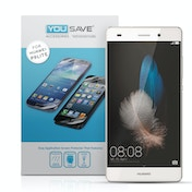 YouSave Accessories Huawei P8 Lite Screen Protectors X 5 - Clear