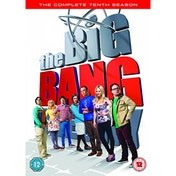 The Big Bang Theory - Season 10 DVD