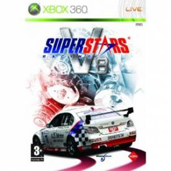 Superstars V8 Racing Game Xbox 360