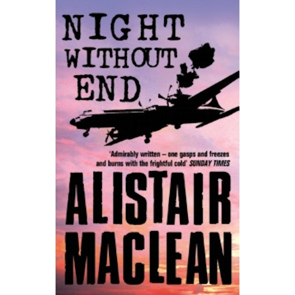 Night Without End by Alistair MacLean (Paperback, 1986)