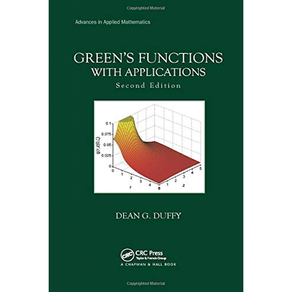 Green's Functions with Applications by Dean G. Duffy (Paperback, 2017)