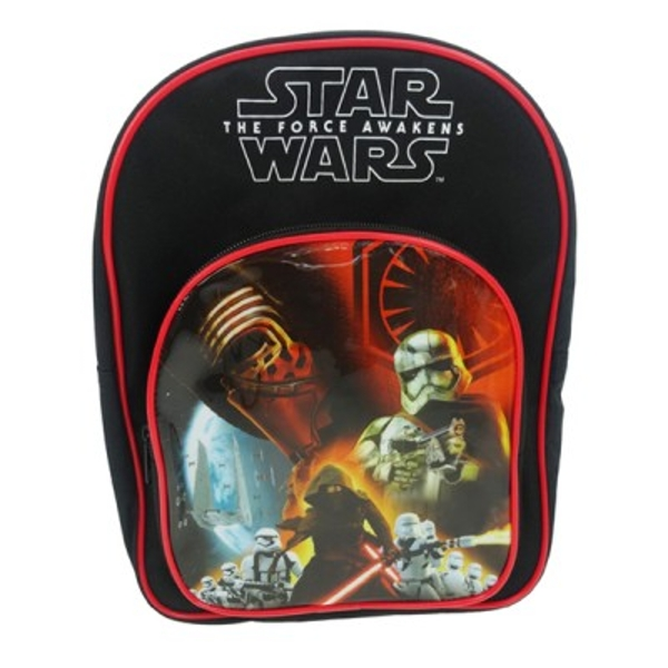 Star Wars The Force Awakens Rule The Galaxy Arch Backpack
