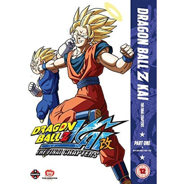 Dragon Ball Z KAI Final Chapters: Part 1 (Episodes 99-121) DVD