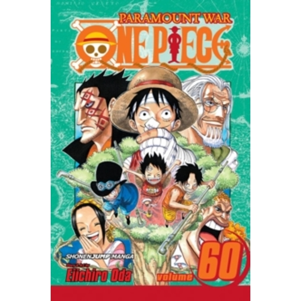 One Piece, Vol. 60 : 60