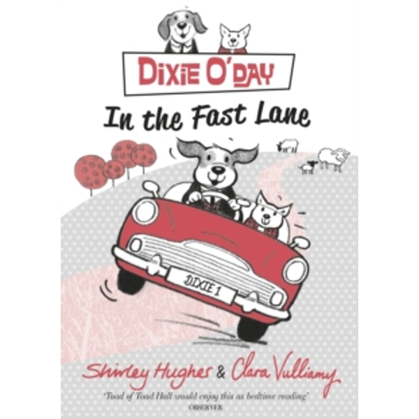 Dixie O'Day: In The Fast Lane by Shirley Hughes (Paperback, 2014)