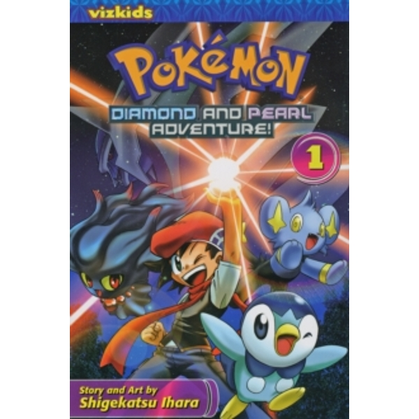 Pokemon: Diamond and Pearl Adventure!, Vol. 8 : 8