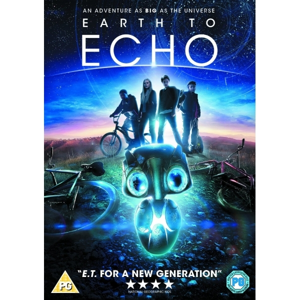 Earth to Echo DVD