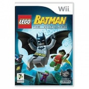 (Pre-Owned) Lego Batman The Video Game Wii Used - Like New