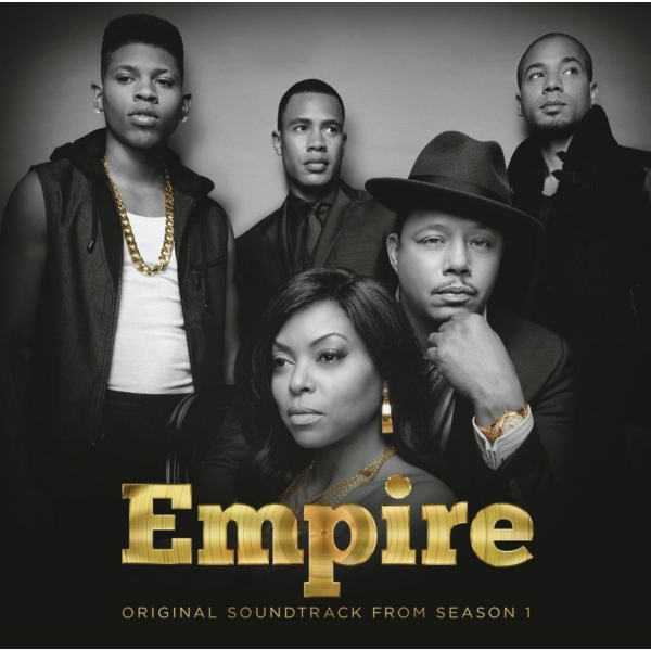 Empire Cast - Original Soundtrack From Season 1 Of Empire CD