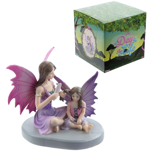 Sisters Love Collectable Fairy Figure
