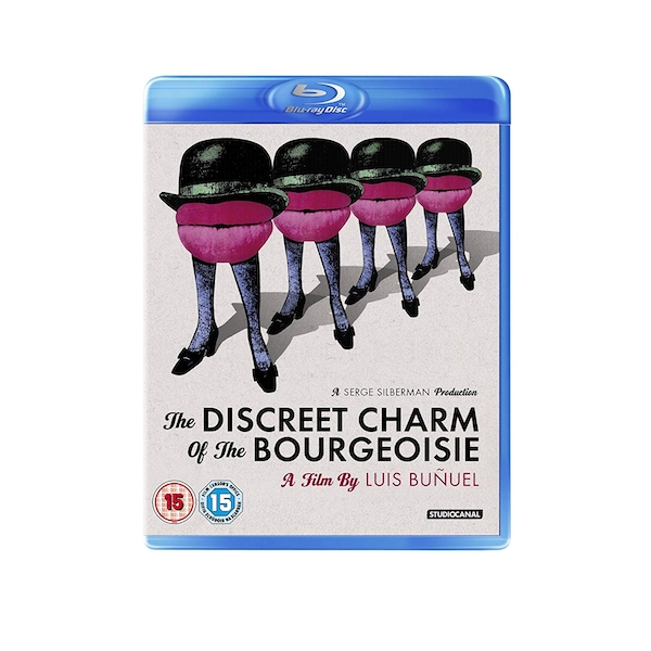 The Discreet Charm of the Bourgeoisie Blu-ray
